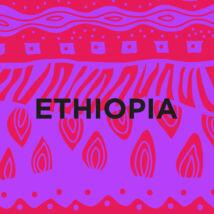 Ethiopian Nyers Kávé