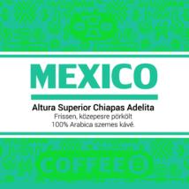 Mexico Altura Superior Chiapas Adelita