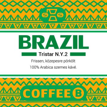 Brazil  NY2 Tristar 19