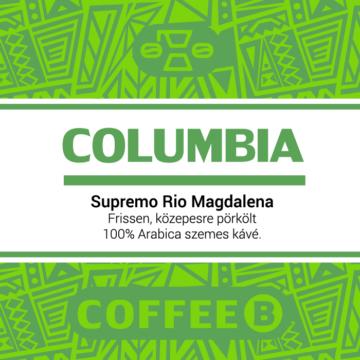 Columbia Supremo Rio Magdalena