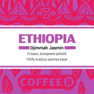 Ethiopian Djimmah Jasmin