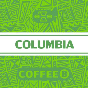 Columbia Nyers Kávé