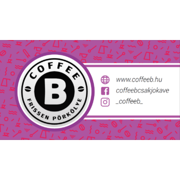Kávé bérlet 1 hónapra