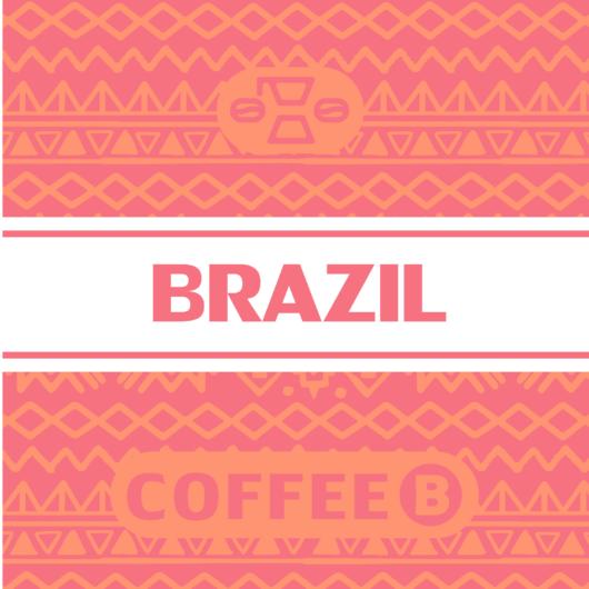 Brazil Nyers Kávé