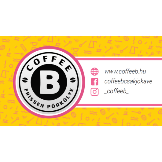 Kávé bérlet 3 hónapra